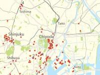La Bulle spéculative des années 1985-1991 au Japon, à l'origine des formes urbaines actuelles ?