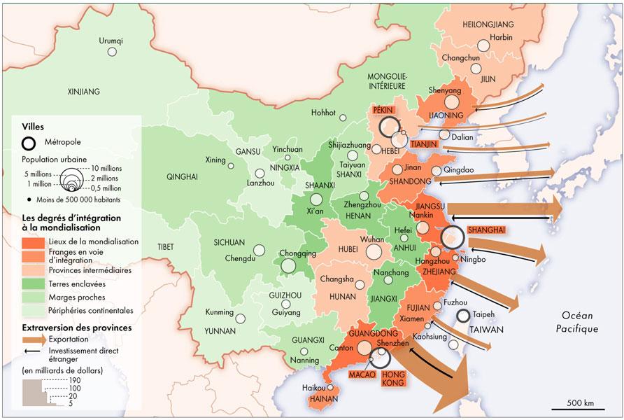 Top La fin des trois Chine ? — Géoconfluences BA62