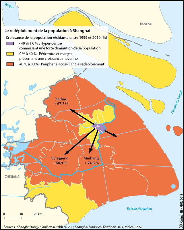 Morphologie Geographique Des Villes Dans Le Monde