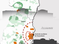 Le nucléaire et le territoire : regards sur l'intégration spatiale des centrales en France